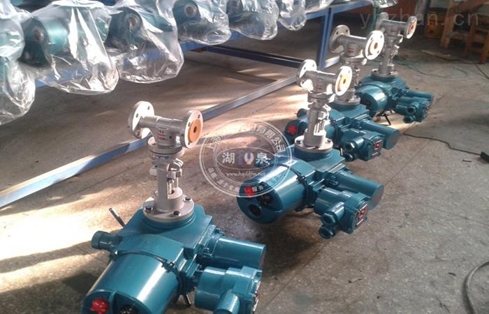 电动低温截止阀专业生产厂家