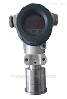 工业数显卫生平膜压力变送器