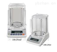 HR-150A日本品牌爱安德HR-150A分析天平