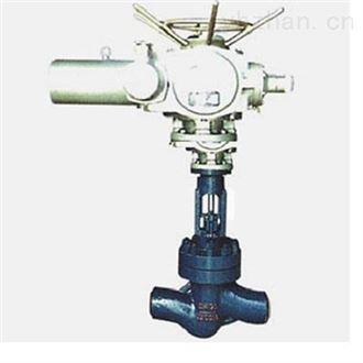 DSJ961H-16P 电动高密封性能水封截止阀