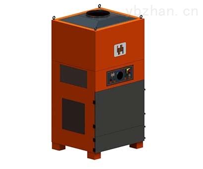 石墨粉塵處理用工業除塵器-石墨打磨集塵設備