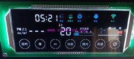 空气质量检测仪BTN液晶屏VA订制