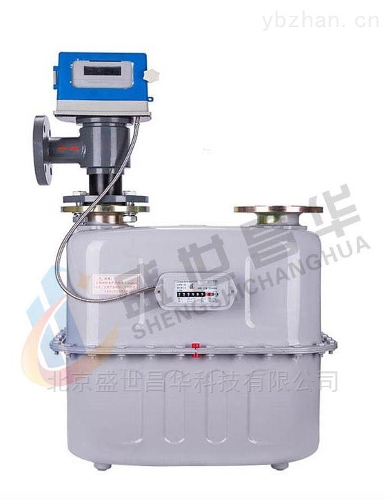 G40型工商業智能IC卡膜式燃氣表