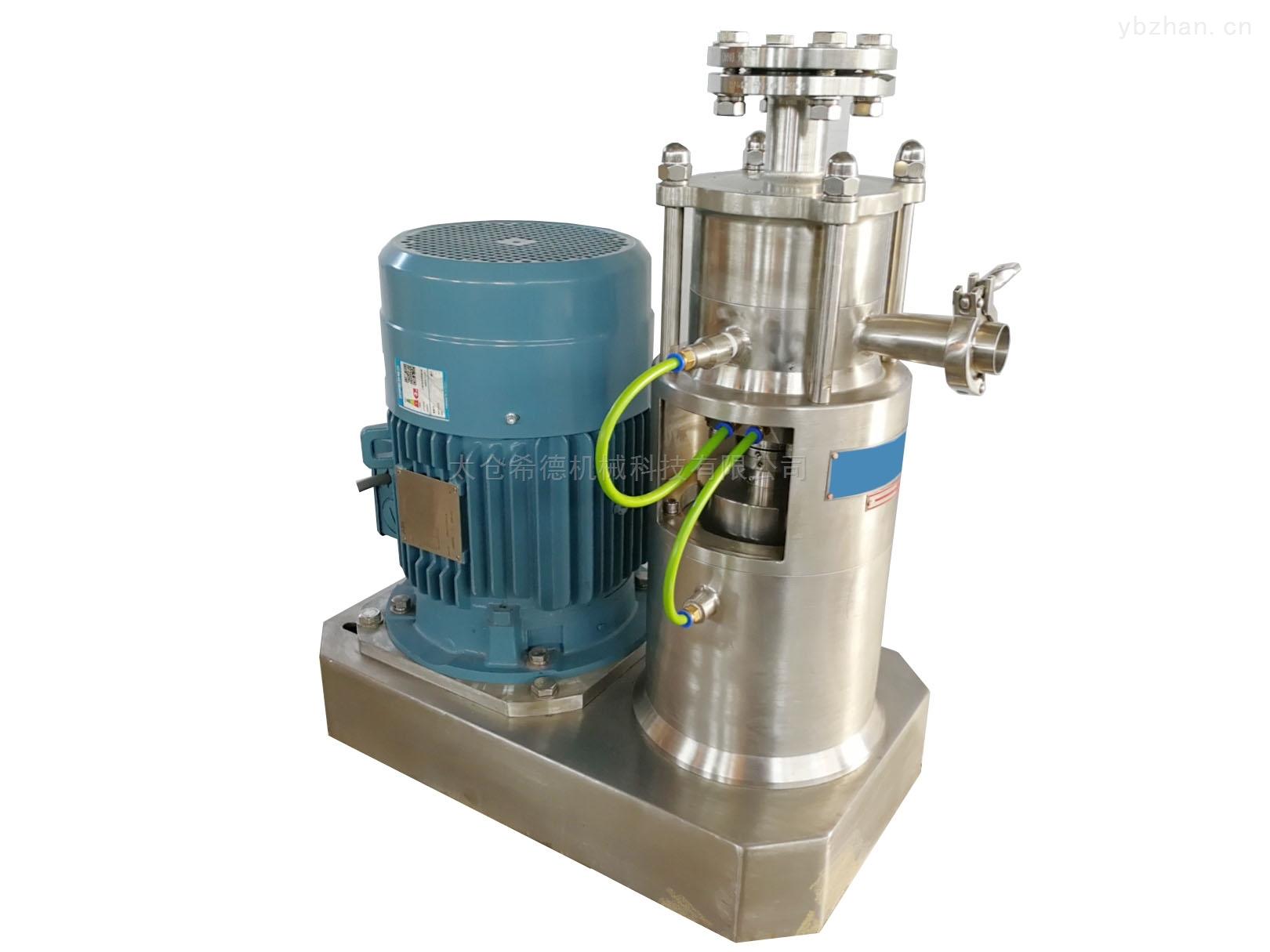SDH3-药乳膏均质乳化设备