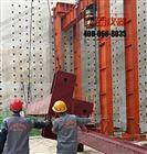 混凝土预制管廊裂缝载荷压力机
