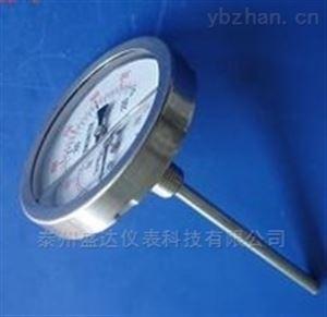 化工用防爆双金属温度计