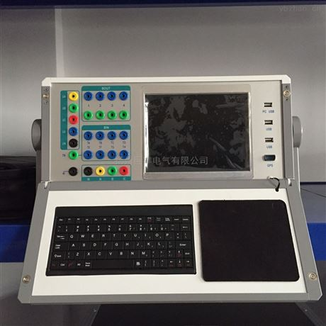 微机新款 三相继电保护测试仪