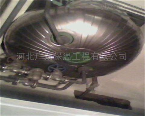 橡塑不锈钢保温施工工程报价表