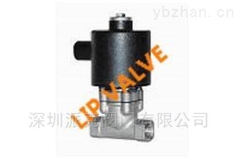 进口高压活塞式电磁阀结构