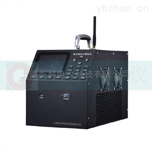 QK4810-蓄電池放電測試儀使用方法