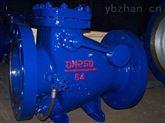 DN250电动铸钢微阻缓闭止回阀