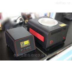 表面电阻温度计校准