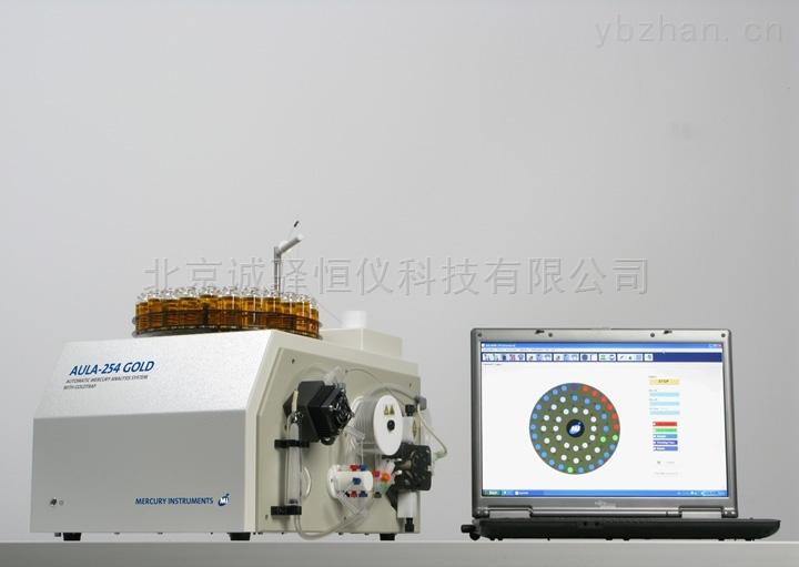 全自动汞分析仪Aula254-Gold