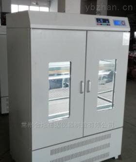 TS-2102GZ-定制雙開門六級光照恒溫振蕩器廠家