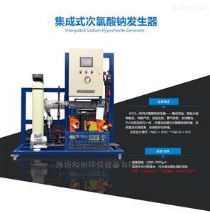 电解法次氯酸钠发生器/陕西饮水消毒设备厂