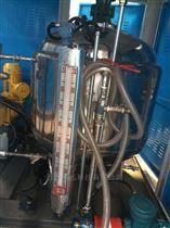 UHF供应榆阳定边不锈钢液位计顶装油罐磁翻柱液位计价格