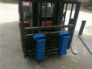杭州市1噸輪式柴油叉車加裝電子秤多少錢