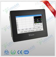 AI-3700宇电AI-3702M双路7寸触摸式显示报警记录仪