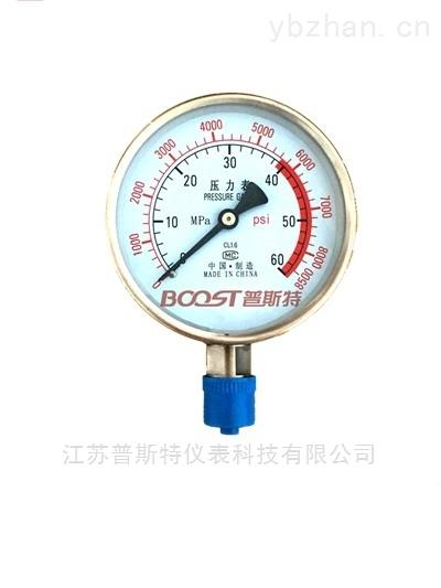 B020246-YA-150氨用壓力表