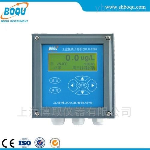 CLG-2086-在線氯離子濃度計