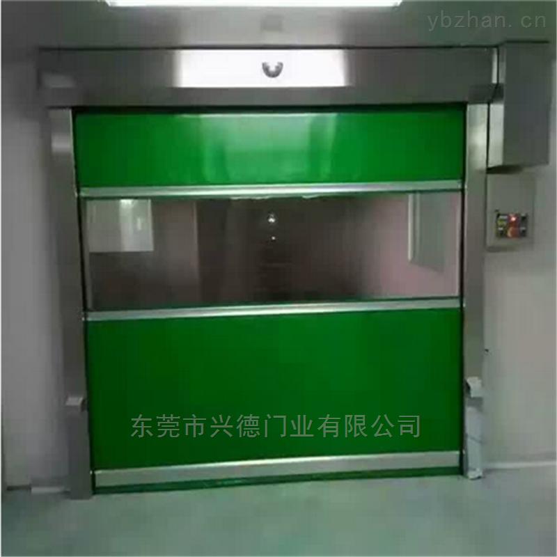厂家批发|厂房入口高频率开启洁净室高速门