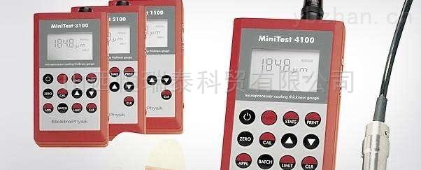 德国EPK公司MiniTest1100/2100/3100/4100涂层测厚仪