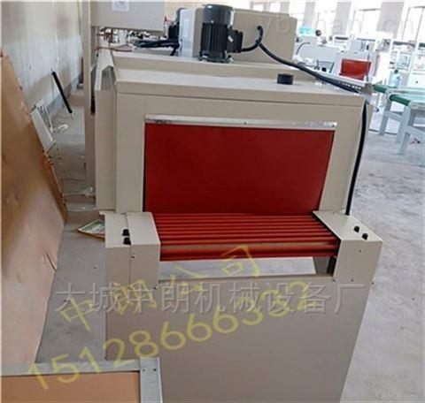 高速板材打包热收缩全自动L型包装机