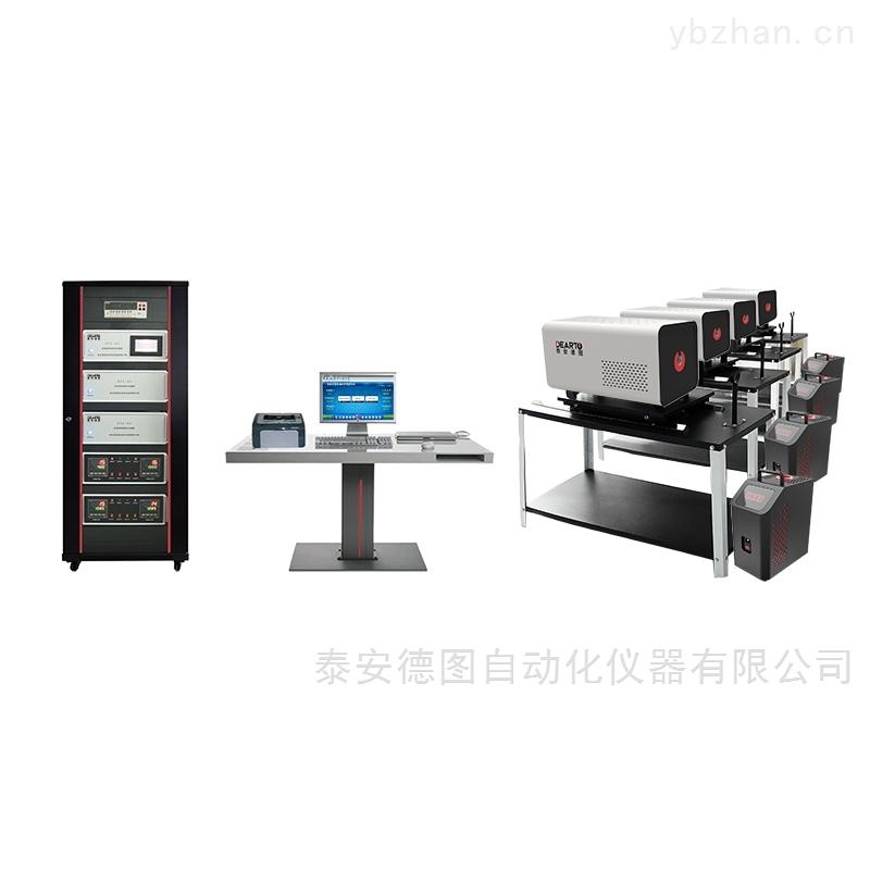 浙江群炉热电偶热电阻自动检定系统