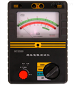 BC2550智能双显绝缘电阻测试仪厂家
