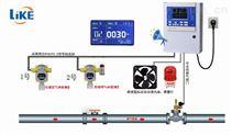 辽宁甲烷泄露报警器 那高温气体探测器 免检