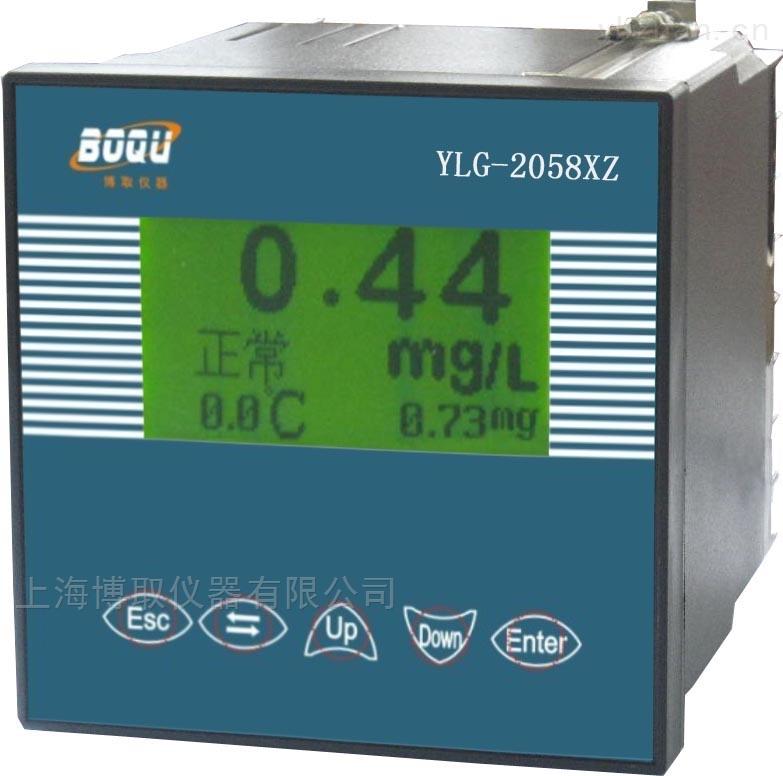 YLG-2058XZ-智能型余氯检测仪
