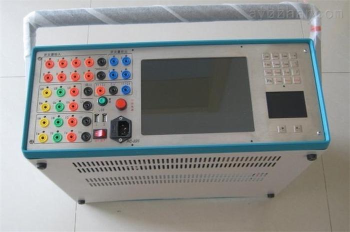 三相繼電保護測試儀三相電壓電流各2組