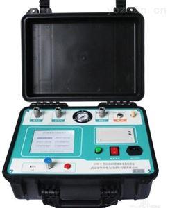 六氟化硫密度继电器校验仪