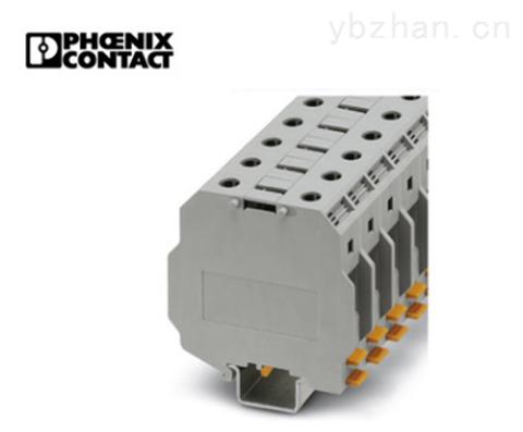 大电流端子螺钉连接灰色 UKH 50 1500V