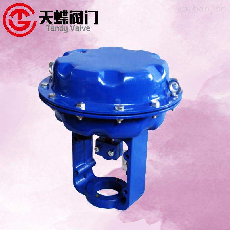 ZH多弹簧气动薄膜执行器