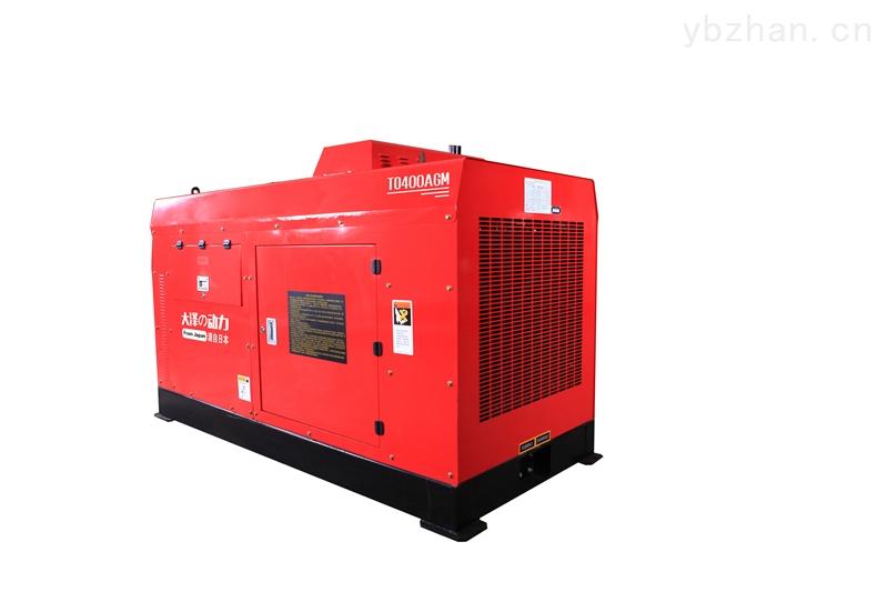 向下焊400A柴油发电电焊一体机
