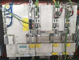 西门子611电源坏电路板烧维修