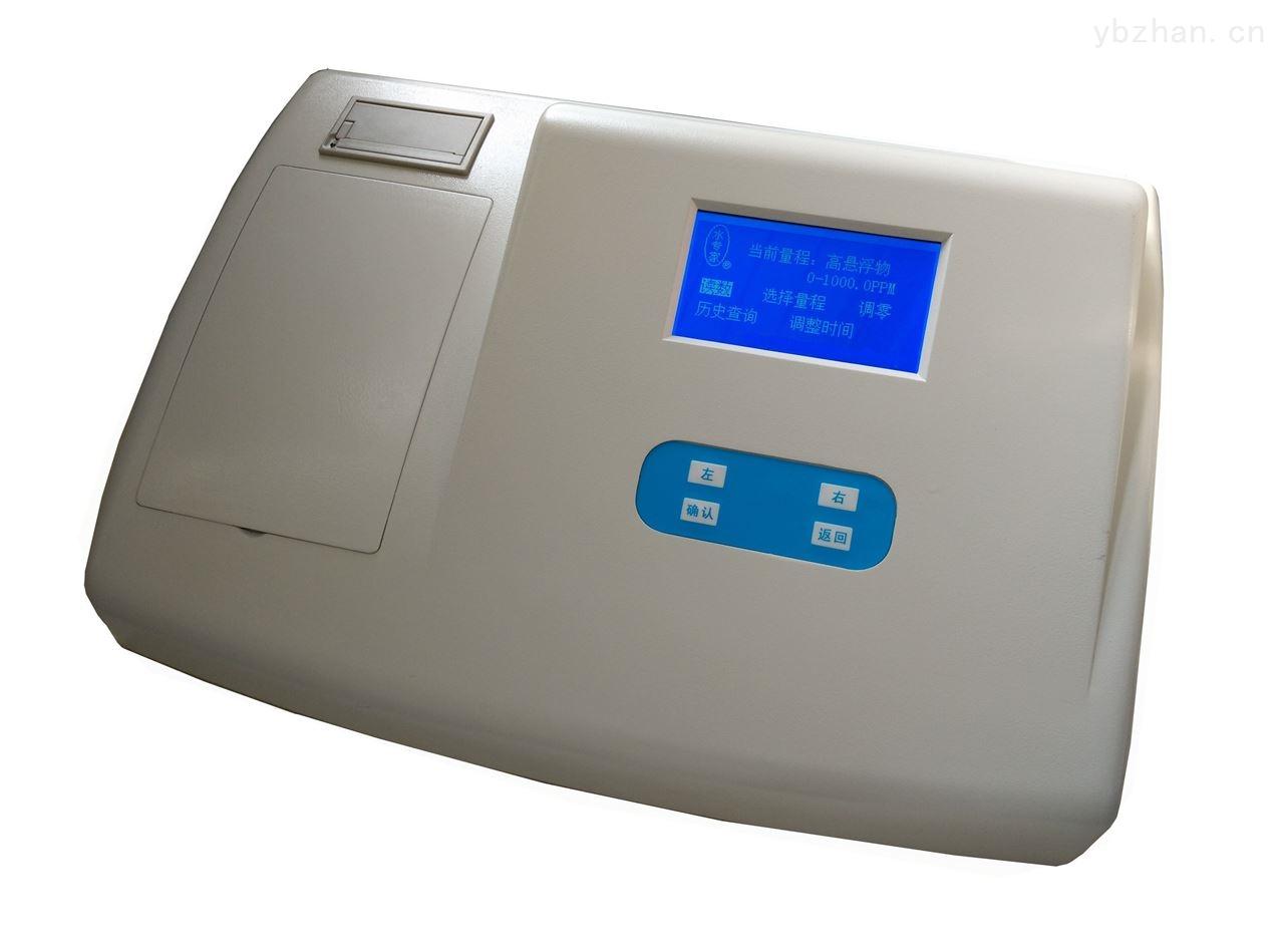 多参数污水水质分析仪