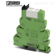 继电器包含本体和底座 PLC-RPT- 24DC/21AU