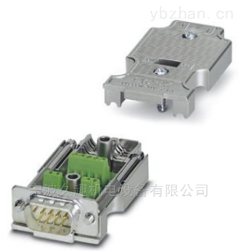 SUBCON-PLUS-M/AX-D-SUB总线连接器 - SUBCON-PLUS-M/AX 9