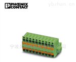 菲尼克斯端子连接器插头MC 1,5/4-ST-3,81