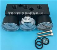 雙作用壓力表組件6DR4004-2M