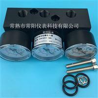 双作用压力表组件6DR4004-2M|安装附件