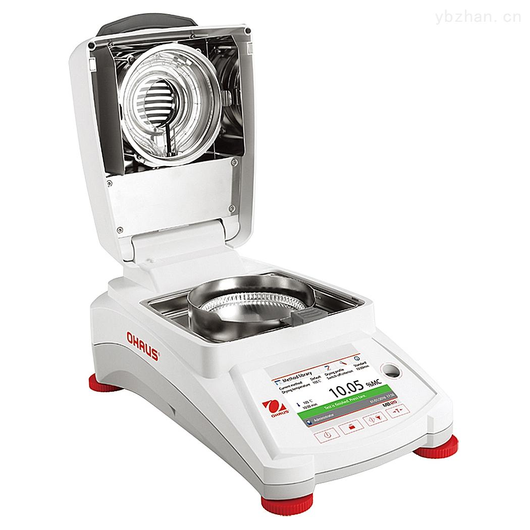 奥豪斯ohaus MB120 专业水分测定仪