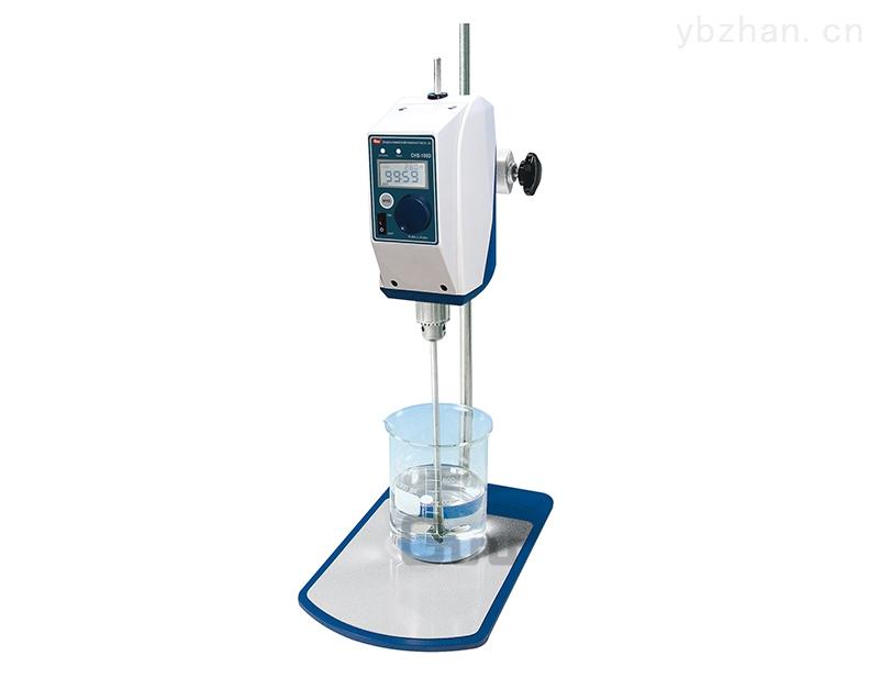 顶置式电子搅拌器特征