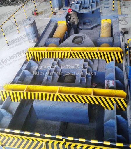 厂家供应 钢绞线 锚链 绳索 电缆 大型2000卧式拉力试验机 恒乐仪器专业制造