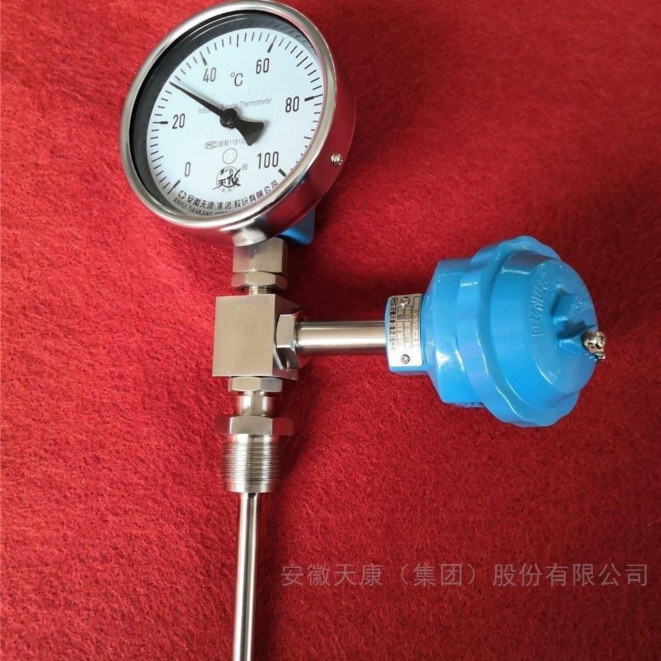 耐震双金属温度计用途