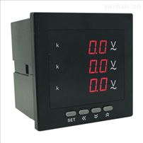 AOB184Z-2X4-3U奥宾多功能数显三相电压表AOB184Z