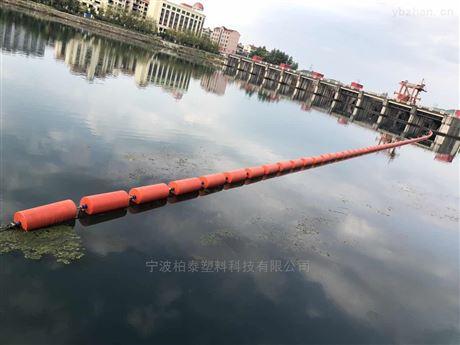 汛期拦污排结构设计