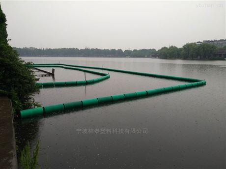 拦污工程拦漂排